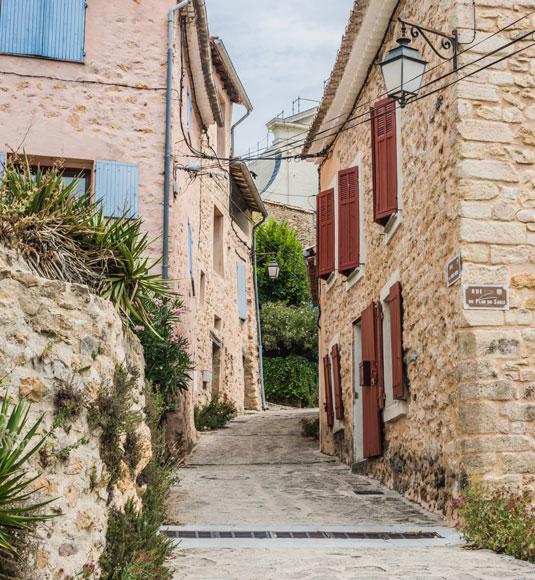 Village of Bédoin
