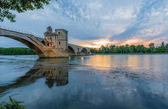 Pont d'Avignon (Pont Saint-Bénézet)