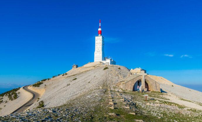 Mont Ventoux - Verneuil Teddy