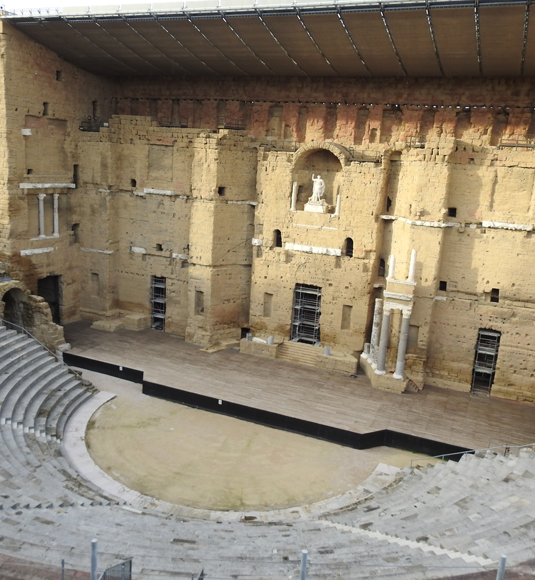 Ancient theatre in Orange