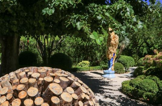 Gardens of Villa Datris ©HOCQUEL A