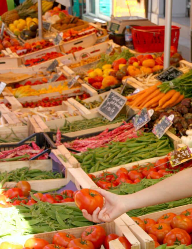 Foodie break at Apt Market - ©VALIZ STORIZ