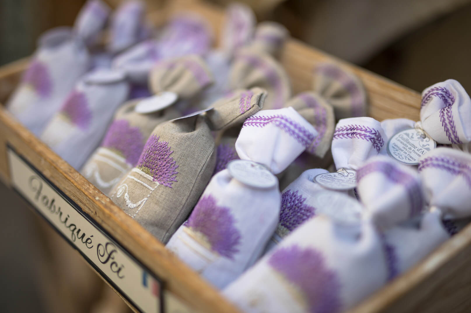 Lavender… beyond the fields (and out of season)