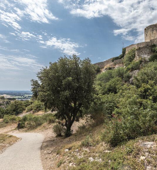 Mornas Fortress ©KESSLER G