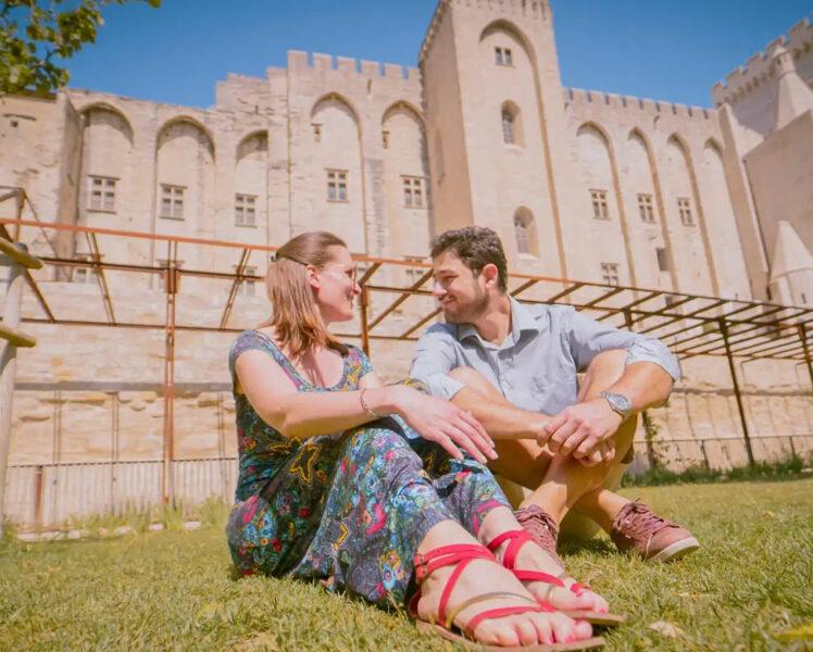 Romantic getaway in Avignon @ Planque