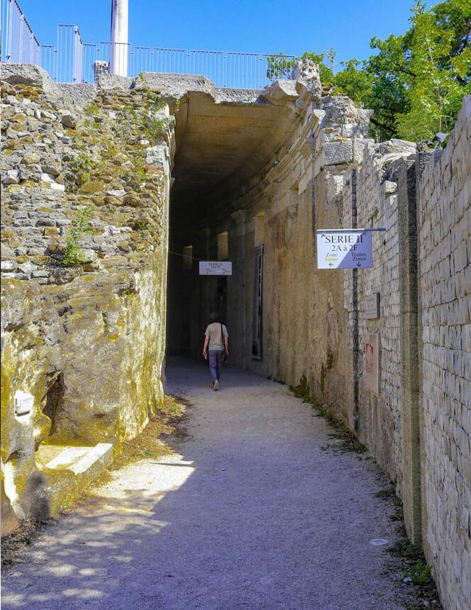 Vaison-la-Romaine's Roman Theatre - ©HOCQUEL A