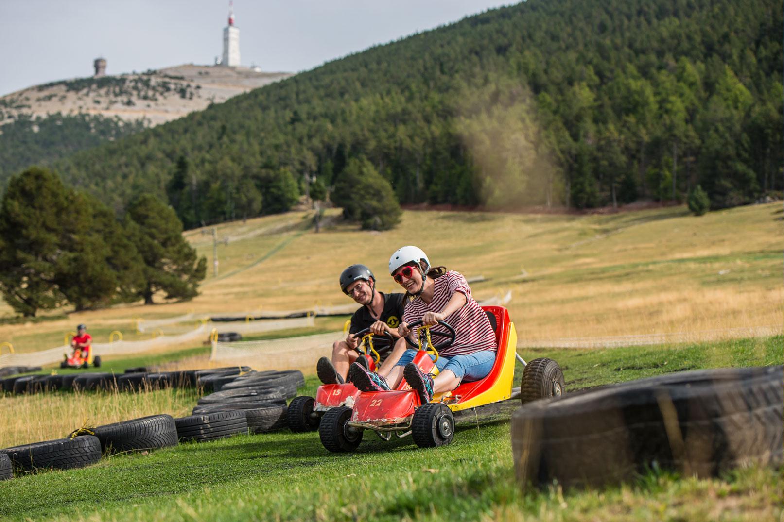 Mont Ventoux summer outdoor activities @ ODD Bird