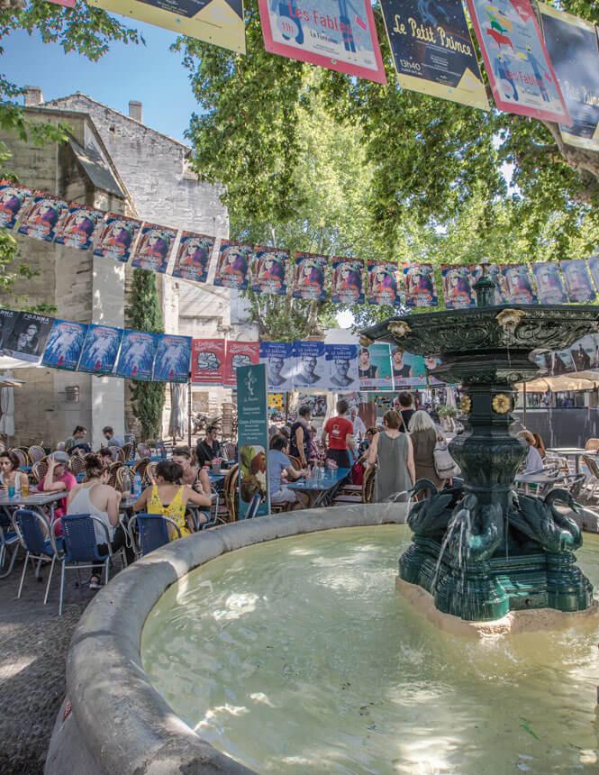 Festival d'Avignon ©KESSLER G
