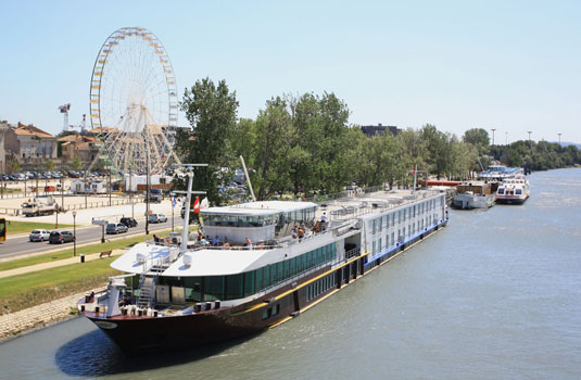 Ferris wheel in Avignon ©Hocquel