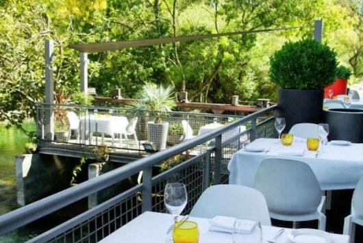 Le Vivier gastronomic restaurant - ©levivier