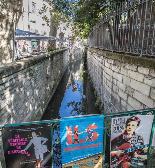 Rue des Teinturiers ©KESSLER