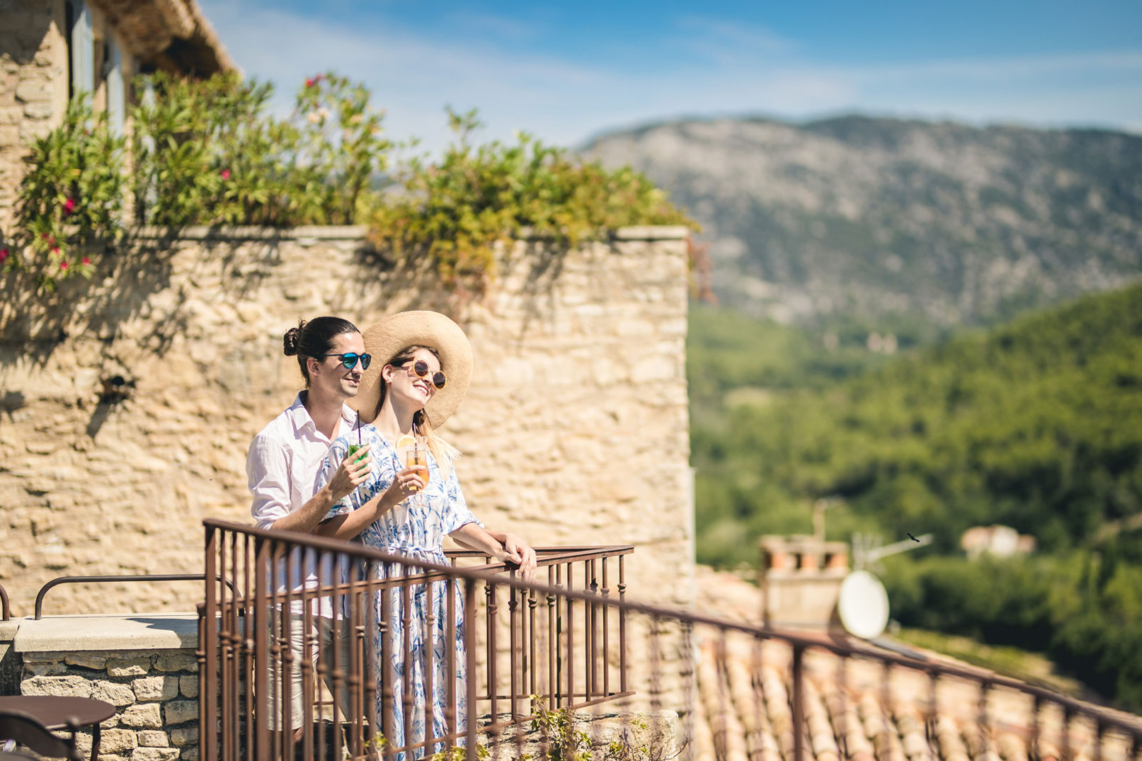 Romantic weekend in the Luberon