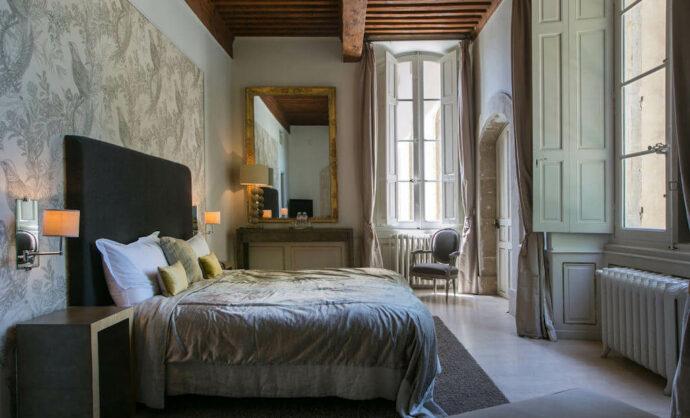 Room in the Château de Massillan @ Ovessian V.