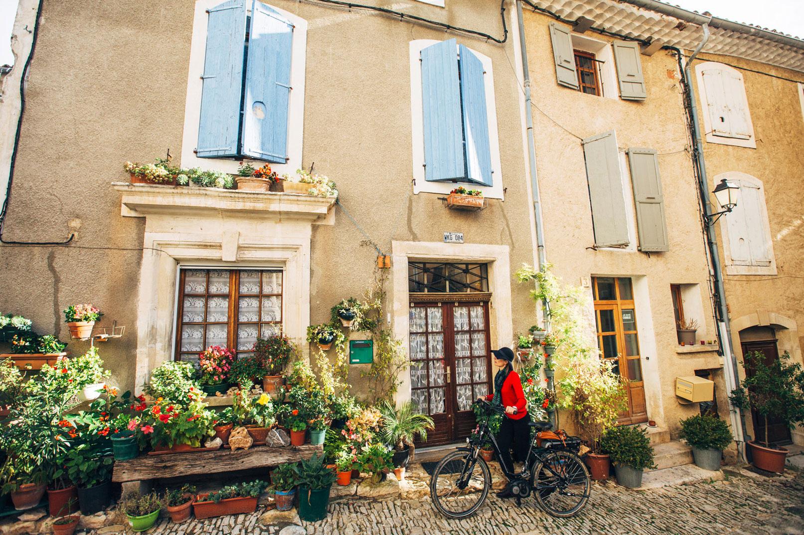 Provençal house @ Coquard