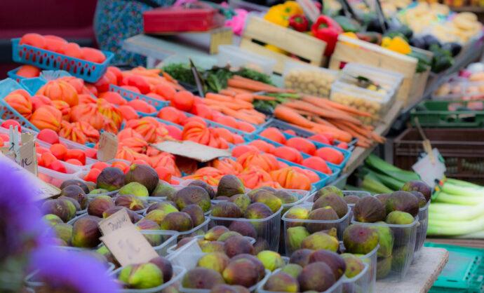 Local produce ©Kessler