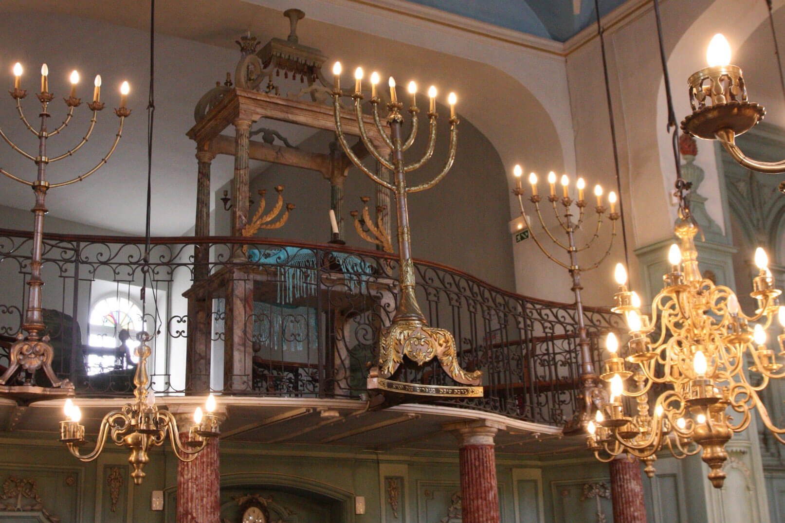 Carpentras synagogue @ Hocquel A.