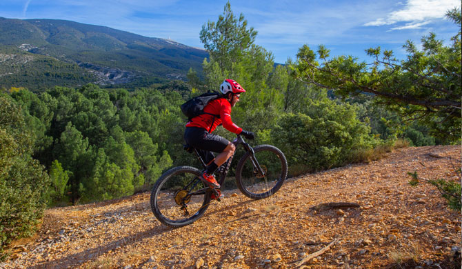 MTB Vaucluse Provence