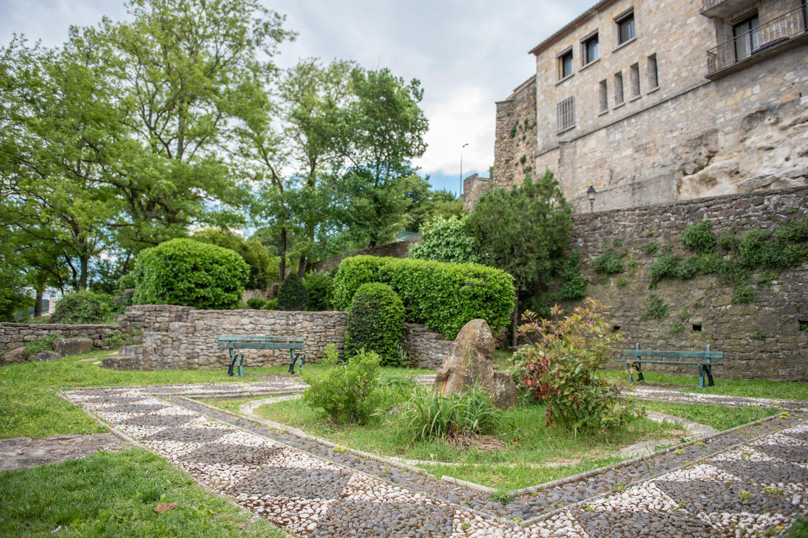 Basse Fontaine garden @ Petitimbert