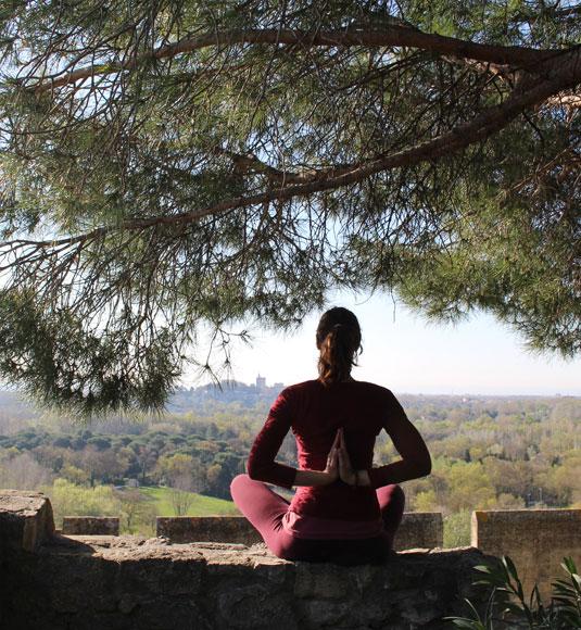 Yoga à l'Abbaye @ Abbaye st André