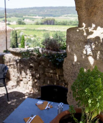 Restaurant ANsouis @ Hocquel