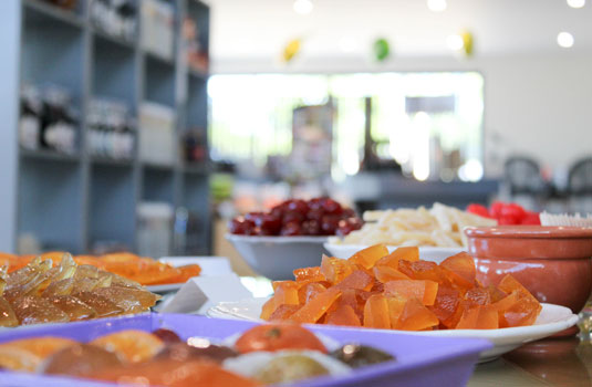 Candied fruit - Luberon