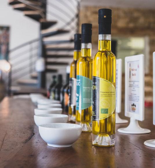 Bastide du Laval Organic Olive oil