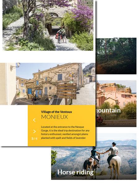 Provenceguide Website