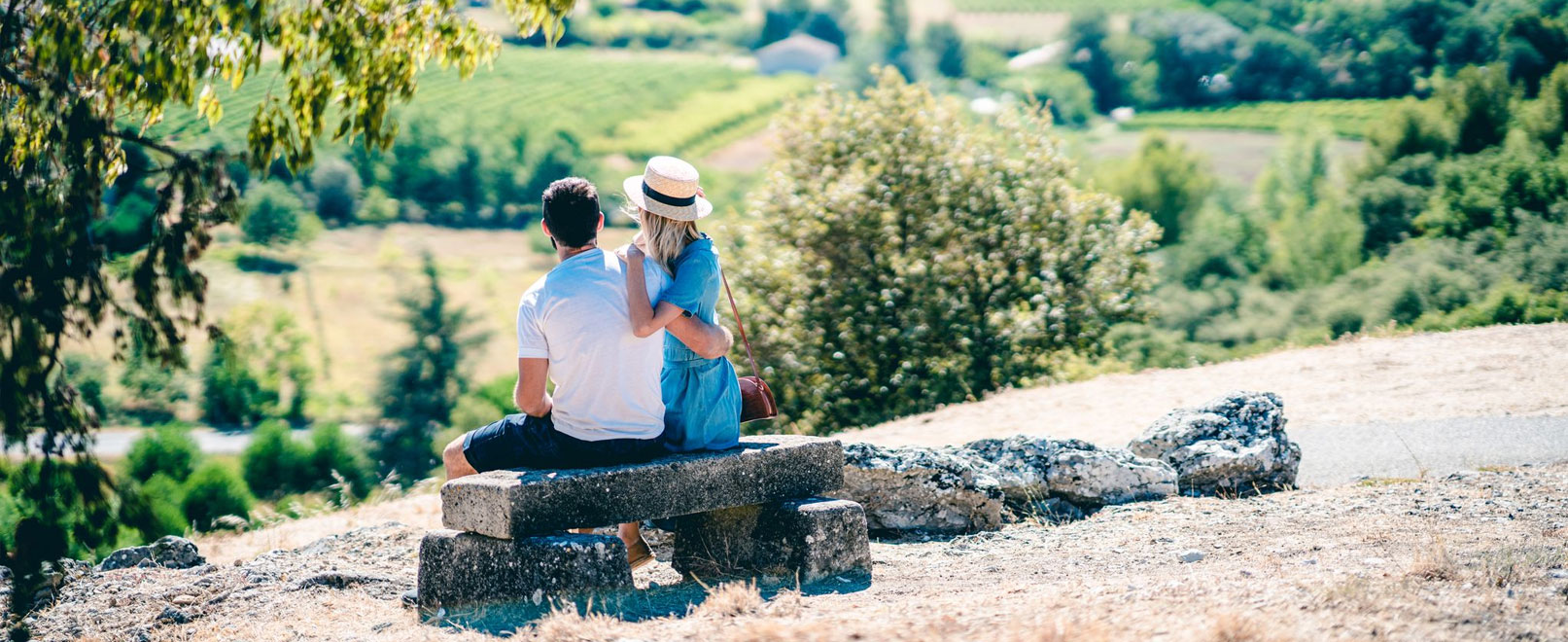 Discover Vaucluse without a car!