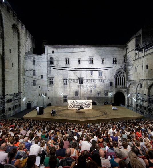 the Avignon Festival