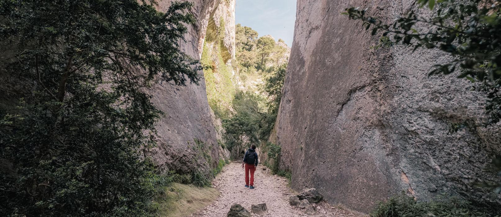 Gorges du Régalon Luberon © Verneuil