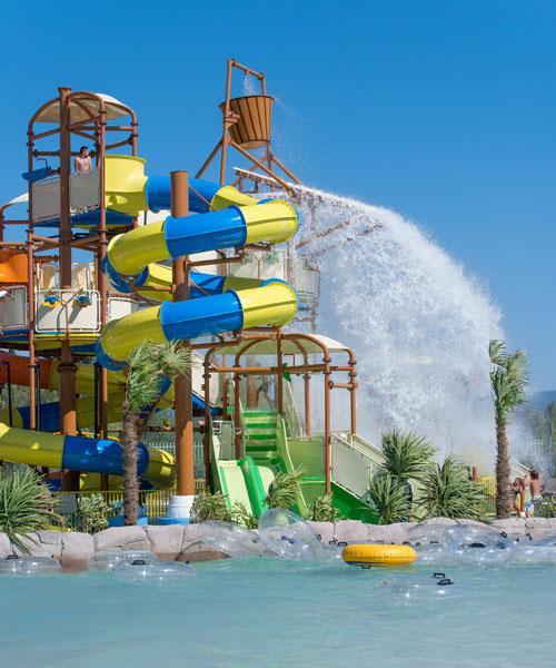 Wave Island park Provence