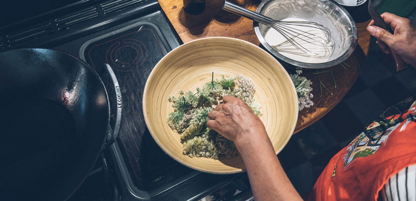 Cooking classes @ Coquard