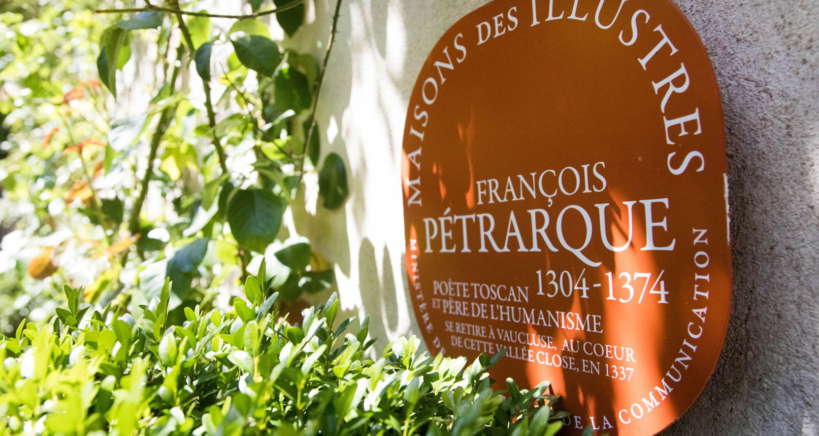 Petrarch Museum-Library entrance