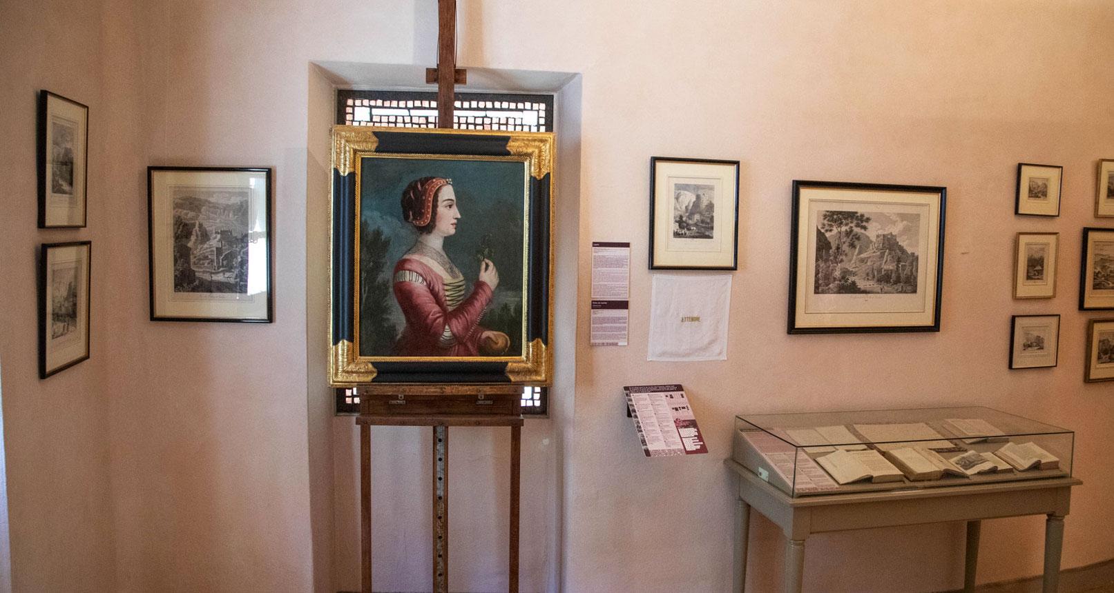 Petrarch Museum-Library portrait