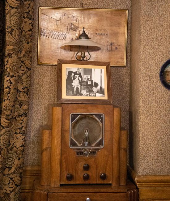 Radio Jean Garcin 39-45 museum